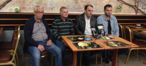 Κάλεσμα της ΕΟΑΣΝΛ σε σύσκεψη στην Αγιά για την αποτίμηση των αγροτικών κινητοποιήσεων