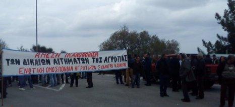 Σε δύο παραστάσεις διαμαρτυρίας στις 20 Ιουνίου καλεί η Ενωτική Ομοσπονδία Αγροτικών Συλλόγων Χανίων