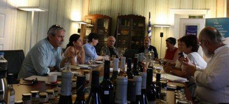 Νέος κύκλος ένταξης αγροτικών προϊόντων στο δίκτυο Aegean Cuisine