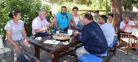 Επίσκεψη μελέτης αγροτών της Αττικής στη Βόρεια Πελοπόννησο