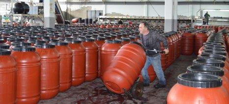 Τη μεγαλύτερη ομάδα παραγωγών βρώσιμης ελιάς έφτιαξε η Ένωση Αγρινίου
