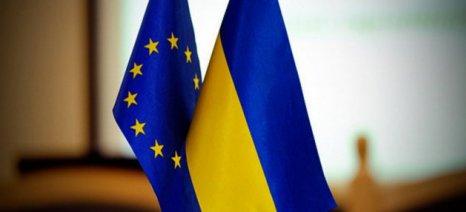 Θα επιτρέπεται η ελεύθερη εξαγωγή δημητριακών από την Ουκρανία προς την Ε.Ε. από 1η Ιανουαρίου του 2018