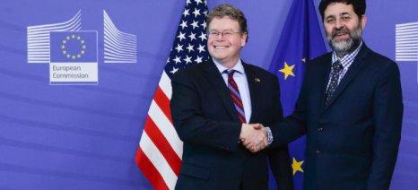 Ξεκίνησε ο 8ος γύρος διαπραγματεύσεων για τη διατλαντική συμφωνία ΤΤΙΡ