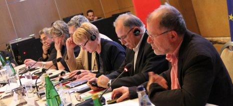 Πλαίσιο συνεργασίας ευρωβουλευτών για τα προβλήματα των γεωργών του Νότου
