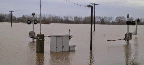 Τι θα δηλώσουν στο ΟΣΔΕ όσοι δεν μπορούν να καλλιεργήσουν λόγω πλημμύρας