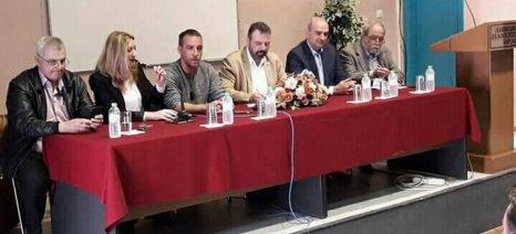 Κρατικές ενισχύσεις ΠΣΕΑ για σιτηρά και βαμβάκι προανήγγειλε ο Αραχωβίτης από τον Έβρο