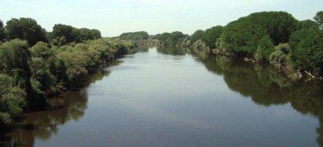Σε επιφυλακή ο Έβρος λόγω αύξησης των υδάτων των ποταμών