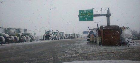 Για τουλάχιστον 72 ώρες αποφασίστηκε να κλείσει το Τελωνείο των Κήπων στον Έβρο για τα φορτηγά - ελεύθερα τα Ι.Χ.