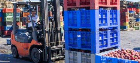 Κρίσιμη παράμετρος για τις εξαγωγές τα ανοικτά κανάλια για τρόφιμα και νωπά οπωροκηπευτικά