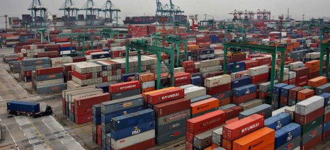 Μείωση του εμπορικού ελλείμματος τον Σεπτέμβριο του 2017 κατά 3,8%