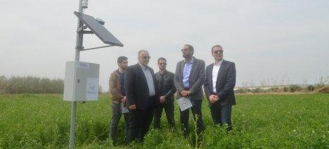 To project ψηφιακής γεωργίας «ΑγροΕνόρασις» παρουσίασε η Νέα ΠΑΣΕΓΕΣ