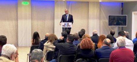 Μ. Βορίδης: Οι Έλληνες κατασκευαστές γεωργικών μηχανημάτων μπορούν να αποκτήσουν συγκριτικό πλεονέκτημα