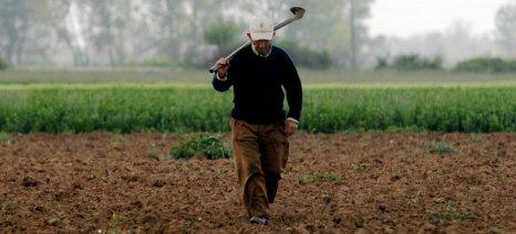 Αύριο Τρίτη καταβάλλονται οι αγροτικές συντάξεις