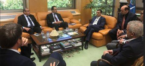 Η Τυνησία δηλώνει την πρόθεσή της στο Διεθνές Συμβούλιο Ελαιοκομίας να παραμείνει στους κορυφαίους των εξαγωγών