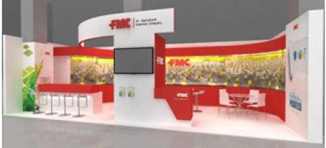 Στο Περίπτερο 1, stand 6 της Agrotica θα ενημερωθείτε για τα προϊόντα της FMC Χημικά Ελλάς