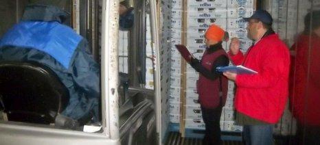 Χαλάρωση του εμπάργκο για τα προϊόντα της Ελλάδας εξετάζει η Ρωσία