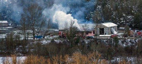 Πυρκαγιά σε κτηνοτροφική μονάδα και σπίτι στη Δωδώνη