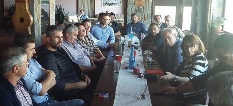 Παρουσία της υφυπουργού, Ολ. Τελιγιορίδου, συνεδρίασε ο Κλαδικός Συνεταιρισμός Αιγοπροβατοτρόφων