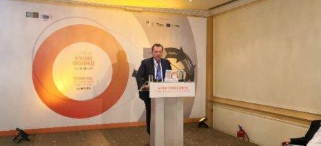 Η σπατάλη τροφίμων κύριο θέμα της παρέμβασης Κόκκαλη στο 1ο φόρουμ για την κυκλική οικονομία