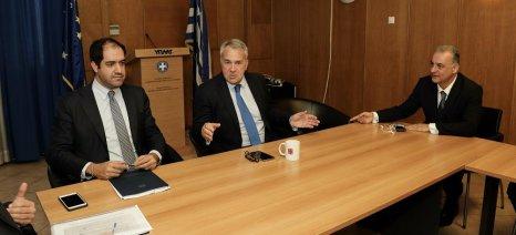 Υπό διερεύνηση οι αποζημιώσεις των ελαιοκαλλιεργητών της Κρήτης