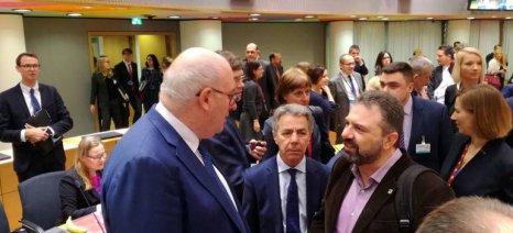 Ευελιξία στην εφαρμογή του νέου μοντέλου της ΚΑΠ ζήτησε η Ελλάδα