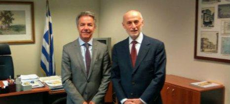 Συμφωνία ΥΠΑΑΤ - Ευρωπαϊκού Ταμείου Επενδύσεων για χρηματοδότηση αγροδιατροφικών επενδυτικών σχεδίων