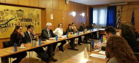 Συγκλίνουν οι απόψεις Ελλάδας – Γαλλίας για τη μεταρρύθμιση της Κοινής Αγροτικής Πολιτικής