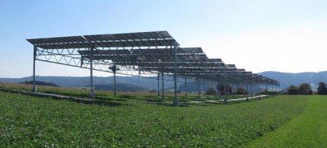 Φωτοβολταϊκά έως 500KW για τους κατ'επάγγελμα αγρότες, με 10% αύξηση τιμής και εικοσαετή συμβόλαια
