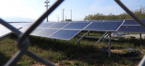 ΣΕΦ: Να επιτραπούν φωτοβολταϊκά σε ένα μικρό ποσοστό της γεωργικής γης υψηλής παραγωγικότητας