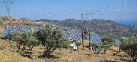 Έκταση όσο ο δήμος Αθηναίων καλύπτουν τα φωτοβολταϊκά πάρκα στην Ελλάδα