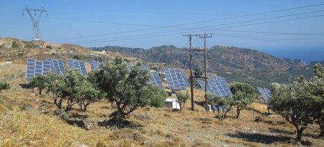 Προτεραιότητα στη σύνδεση με τον ΔΕΔΔΗΕ εξετάζεται για τα αγροτικά φωτοβολταϊκά με net metering