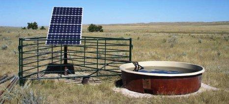 """Ημερίδα του Α.Σ. """"Αιχμέας"""" για το Netmetering: Eξοικονόμηση ρεύματος σε γεωτρήσεις και πηγάδια"""