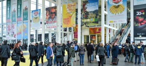 Τους 78.000 από 135 χώρες έφτασαν οι επισκέπτες της Fruit Logistica 2019