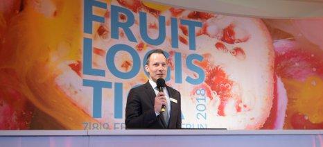 Άνοιξε τις πύλες της η Fruit Logistica και θα διαρκέσει μέχρι την Παρασκευή