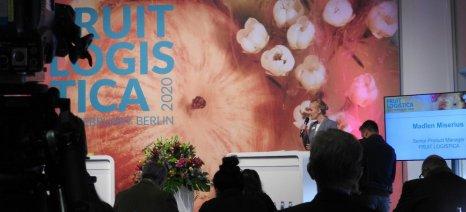Νέες ιδέες και καινοτομίες στην Ημέρα των Start-Ups στη Fruit Logistica