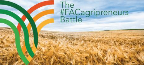 Το 4ο Future Agro Challenge, ο διαγωνισμός που αλλάζει το διατροφικό μενού του πλανήτη, διοργανώνεται 12-15 Μαρτίου στο Γιοχάνεσμπουργκ