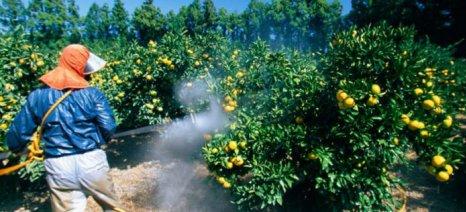 Η κατάχρηση των γεωργικών φαρμάκων στην Κρήτη αυξάνει τους δείκτες νοσηρότητας στο νησί
