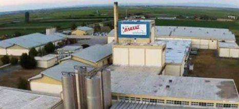 Πρωτοβουλία της Περιφέρειας Κ. Μακεδονίας για το εργοστάσιο του «Γάλα Βλάχας» στο Πλατύ Ημαθίας