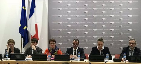Συνάντηση Αραχωβίτη με επτά Γάλλους βουλευτές αύριο, Πέμπτη