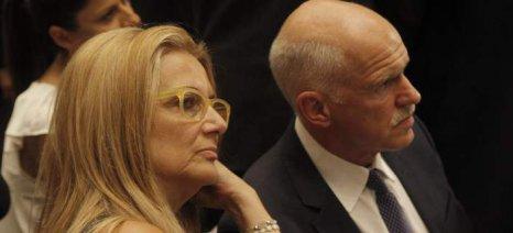 Χωρίζουν ο Γιώργος και η Άντα Παπανδρέου;
