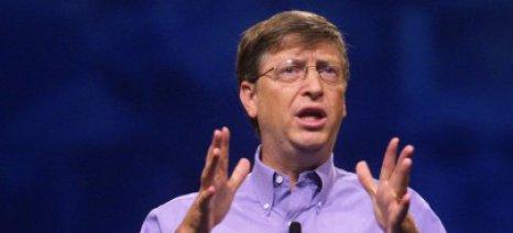 ΗΠΑ: Μπιλ Γκέιτς, ο πλουσιότερος άνθρωπος του κόσμου