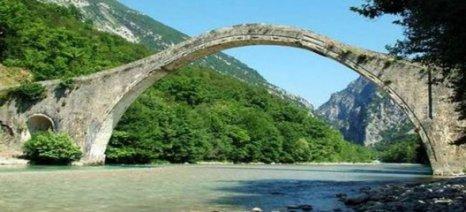 Ξεκίνησε η αναστύλωση του ιστορικού γεφυριού της Πλάκας