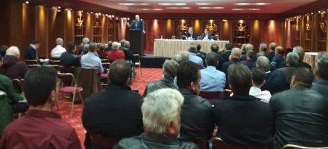 Με ειδήσεις για τη νέα ΚΑΠ και την εκπροσώπηση των συνεταιρισμών η συνέλευση της Νέας ΠΑΣΕΓΕΣ