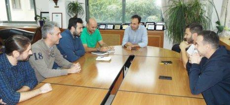 Κοινές δράσεις Δήμου Τρικκαίων και Γεωπονικού Συλλόγου Τρικάλων