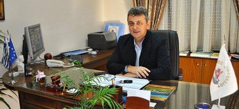 «Να λυθεί άμεσα το ζήτημα των οδοιπορικών των γεωπόνων του ΕΛΓΑ», ζητά ο δήμαρχος Μουζακίου