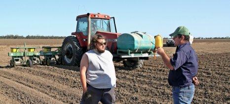 Ολοκληρώθηκε με καλές συνθήκες η σπορά βαμβακιού στις Σέρρες
