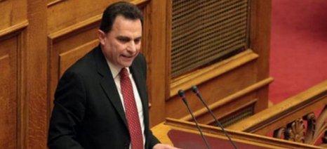 Επίκαιρη ερώτηση του Γ. Γεωργαντά για την καθυστέρηση των επιδοτήσεων