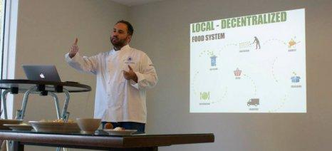 Στους 15 νικητές του Smart Living Challenge η ελληνική επιχείρηση We Deliver Taste
