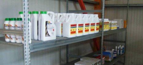 Πώς θα γίνονται οι έλεγχοι των φυτοπροστατευτικών προϊόντων