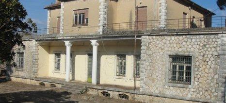 Κάτι.. κινείται στις εγκαταστάσεις του παλιού γεωργικού σταθμού στα Γιάννενα